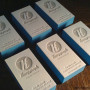 Ultra Thick Edge Painted Business Cards