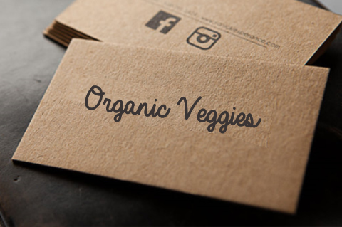 Business cards printing online melbourne thestickerprinting kraft card business cards australia reheart Image collections