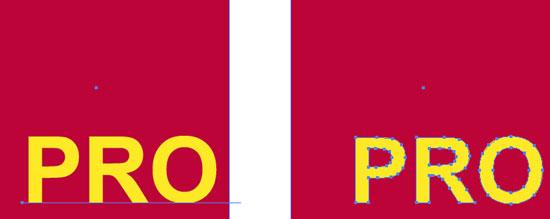 Font Outline