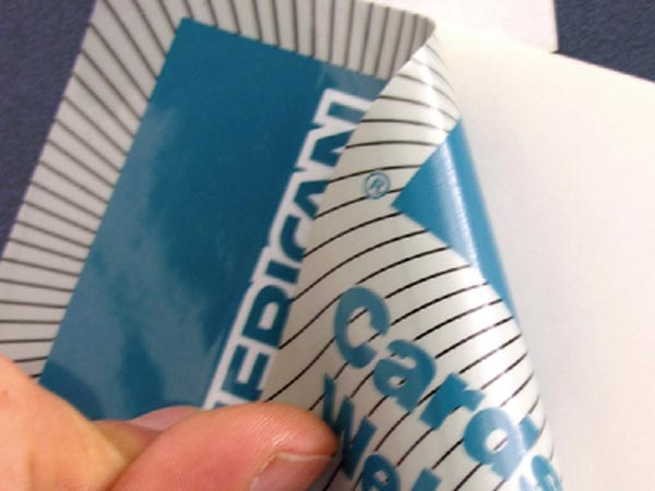 Full colour double sided sticker printing australia waterproof double sided sticker australia