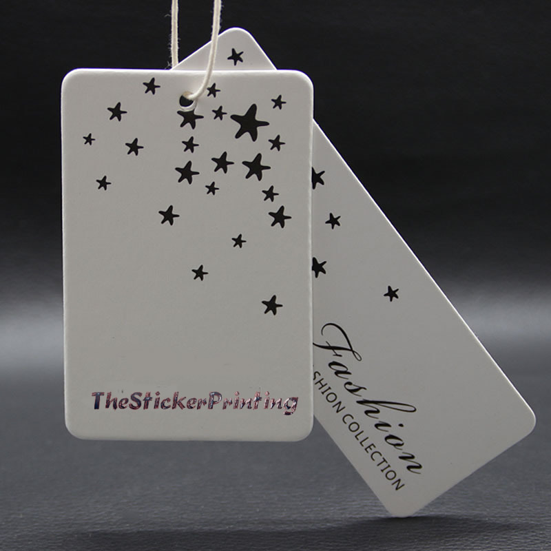 Plastic Hang Tags For Clothing Cheap Swing Tags