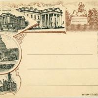 Kraft Card Vintage Postcards Printing Australia