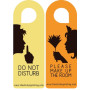 Customised Door Hangers