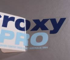 Clear Vinyl Stickers Printing Online Australia Logo Stickers - Clear vinyl stickers