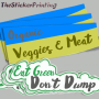 Die Cut Bumper Stickers Printing Australia