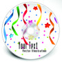 CD Sticker Printing Australia
