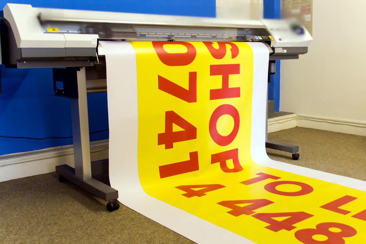 Vinyl Stickers Printing Sydney Vinyl Banners Printing