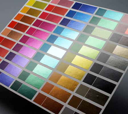 Multicolour Foil Stamping Australia