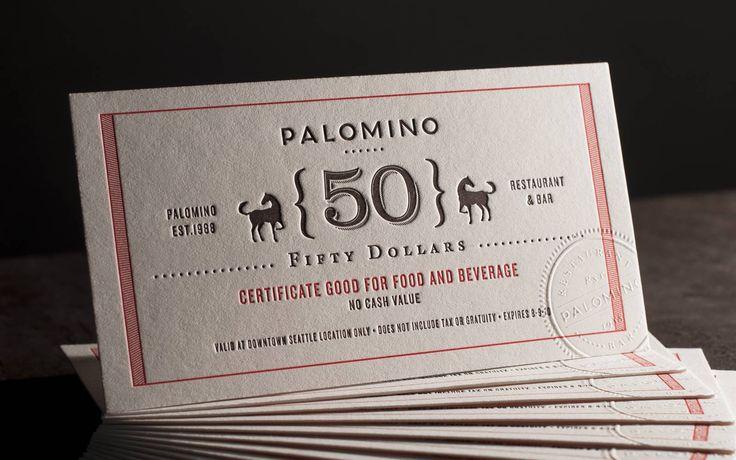 Online Gift Certificates Printing - TheStickerPrinting