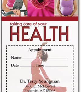 Appointment Card Stickers