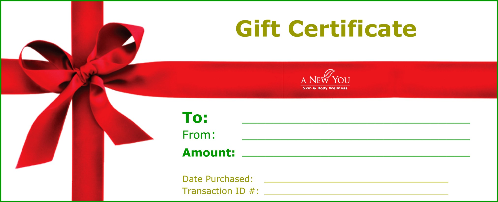 Full Colour Gift Certificates Printing With Foil Stamping