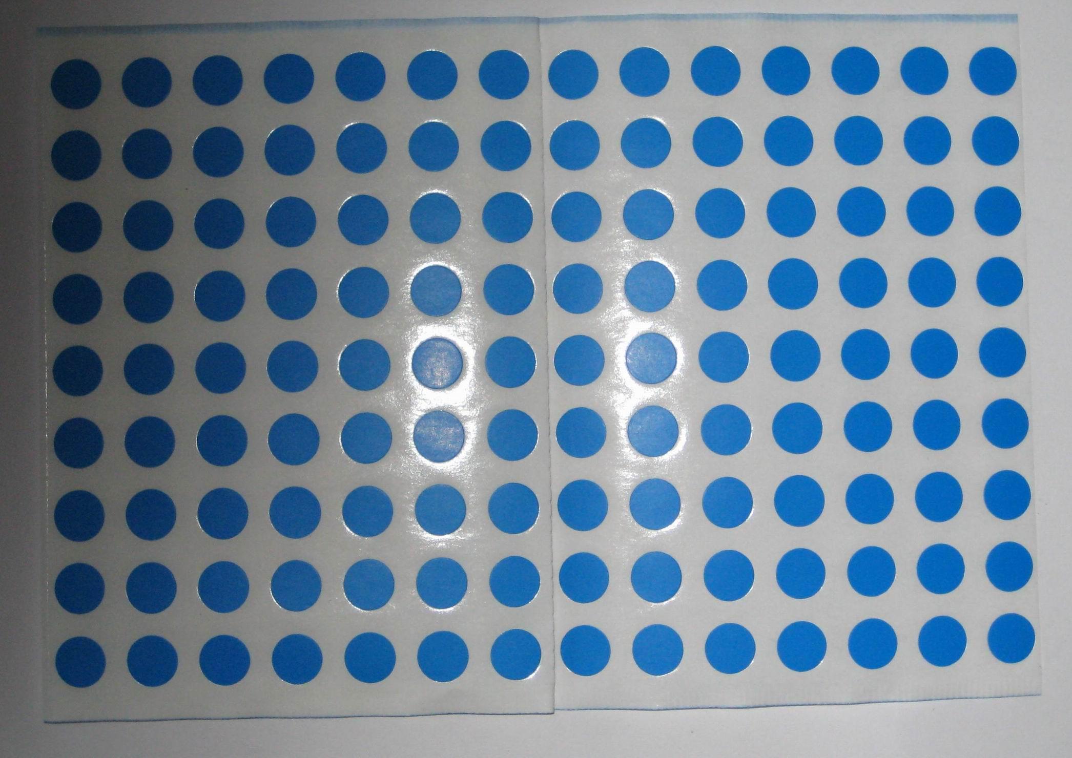 Round Label Printing