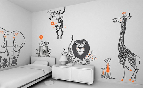 Delicieux ... Kids Wall Decals ...
