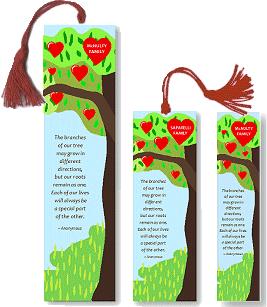 sample book mark Bookmarks Printing Australia - TheStickerPrinting