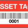 asset tags printing Australia