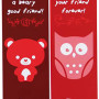 Marriage Bookmarks