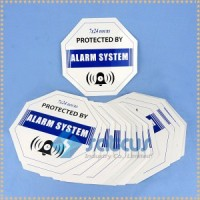 Alarm Stickers