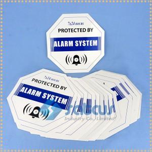 alarm-sticker