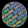 Hologram Genius Stickers