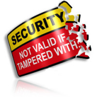 Tamper Evident Stickers Printing Australia